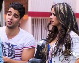 Elianis Garrido y Sebastian Tamayo retoman su relación sentimental