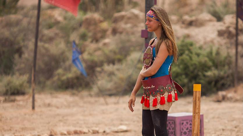 Elizabeth Loaiza novena eliminada del Desafío Marruecos