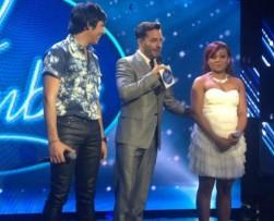 Jhon Mindiola y Maricela Góngora son eliminados de 'Idol Colombia'
