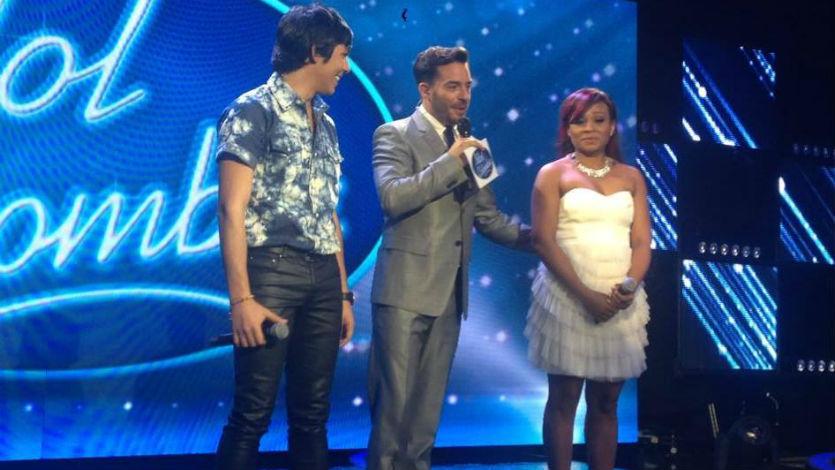 Jhon y Maricela son eliminados de 'Idol Colombia'