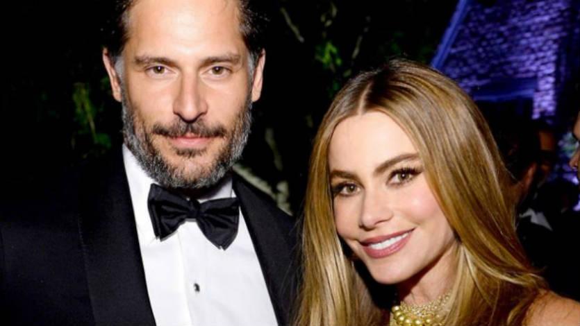 Foto: Sofía vergara confirma su romance con Joe Manganiello