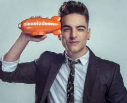 Maluma será el conductor de los Kids' Choice Awards Colombia
