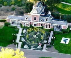 Familiares de Michael Jackson venderán el Rancho Neverland