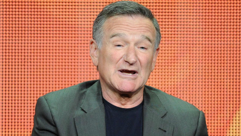 Robin Williams ingresa a un centro de rehabilitación
