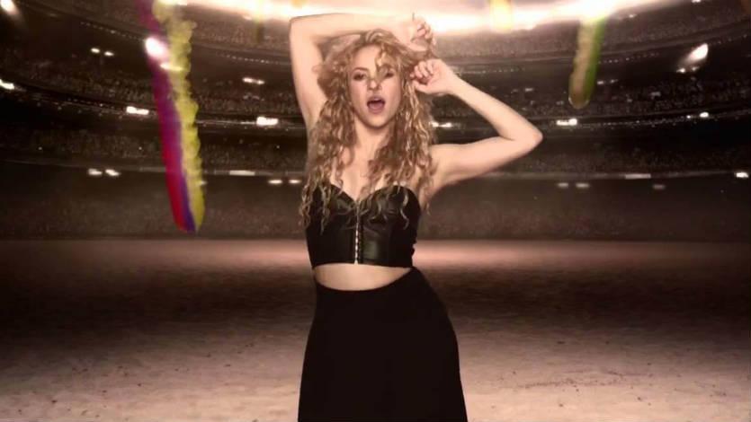 Confirmado: Shakira cantará en clausura del mundial Brasil 2014