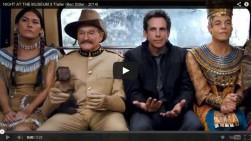 Revelan primer trailer de la película 'Una noche en el museo 3′