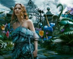 Inició el rodaje de la película 'Alicia en el País de las Maravillas 2'