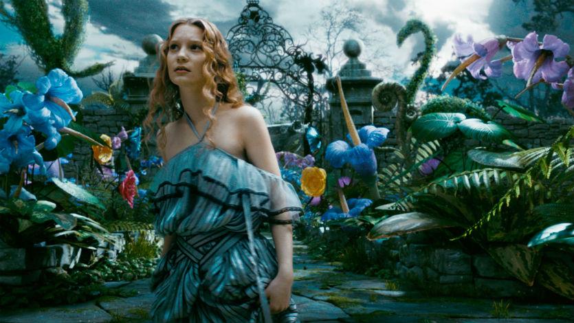 Inició el rodaje de Alicia en el País de las Maravillas 2