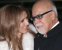 Celine Dion suspende conciertos para cuidar la salud de su esposo