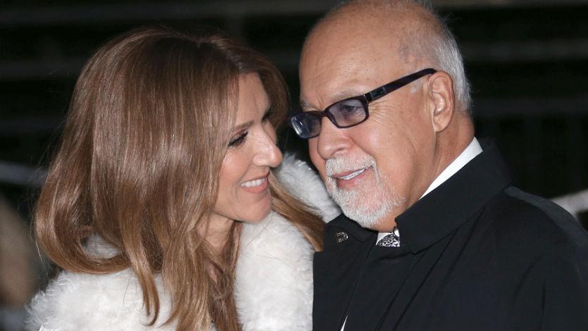 Celine Dion suspende conciertos para cuidar a su esposo
