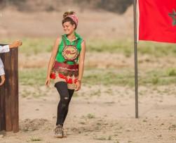 Daniela Tapia es la undécima eliminada del Desafío Marruecos 2014