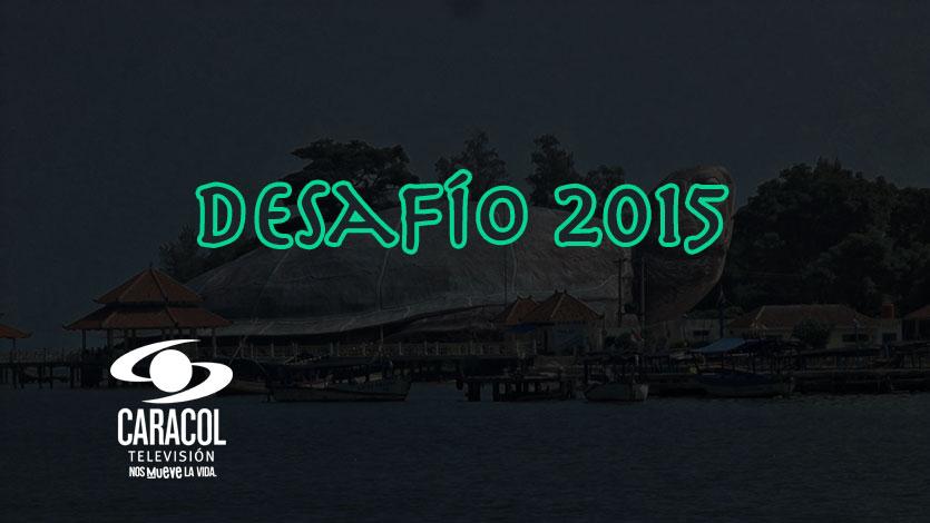 Desafío 2015 del Canal Caracol sería en Indonesia