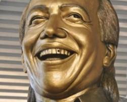 Conozca la estatua de Diomedes Díaz que será develada en Valledupar