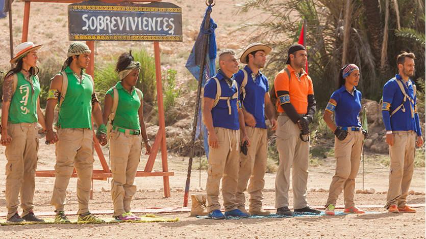 Estos son los ocho finalistas en fusión del Desafío Marruecos