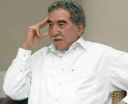 Develan escultura en cera de Gabriel García Márquez en Cuba