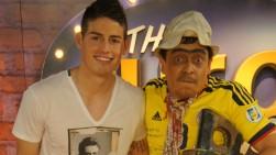 Canal RCN emitirá especial de The Suso's Show con James Rodríguez