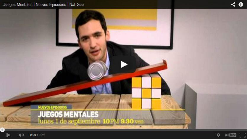 Nat Geo estrena nuevos episodios de 'Juegos Mentales'