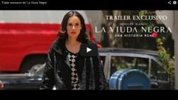 Canal Caracol inicia las promociones de 'La Viuda Negra'