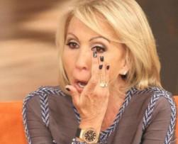 La presentadora Laura Bozzo confesó que sufre de anorexia