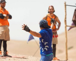 Sebastián Caicedo es el décimo eliminado del Desafío Marruecos 2014