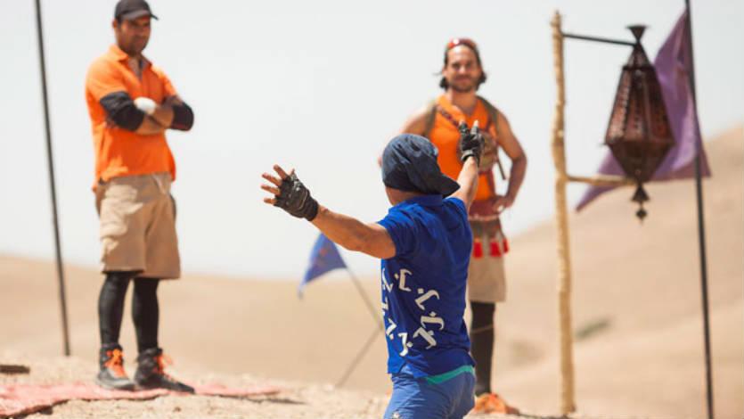 Sebastián es el décimo eliminado del Desafío Marruecos
