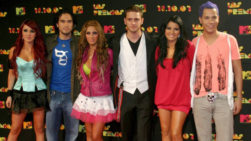 Pedro Damian confirma documental del grupo RBD