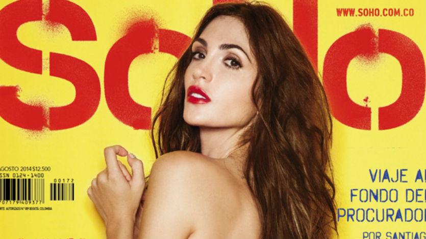 Natalia Betancourt es portada de la Revista Soho