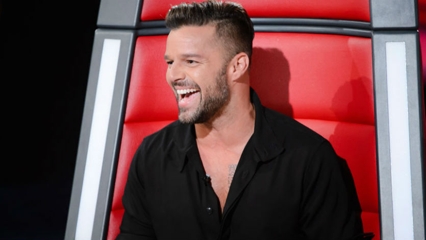 Ricky Martin promete transparencia 'La Voz México'