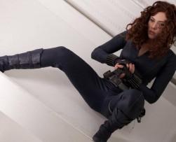 Scarlett Johansson estaría nuevamente en la película Iron Man 4