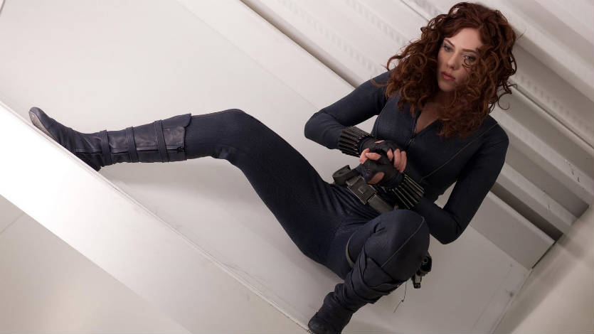 Scarlett Johansson estaría nuevamente en Iron Man 4