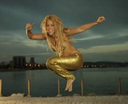Shakira elegida Personaje del Año en los Grammy Latino 2011