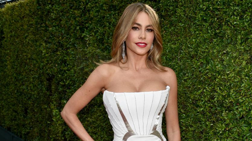 Sofía Vergara criticada por su actuación en los Premios Emmy