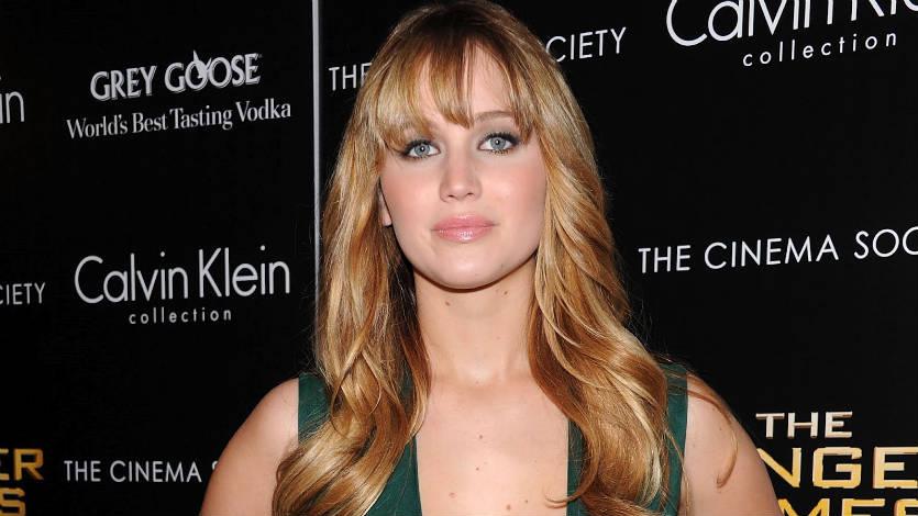 Entretenimiento / Jennifer Lawrence / Filtran fotos íntimas de ...