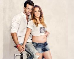 La actriz Adamaris López anuncia que está embarazada