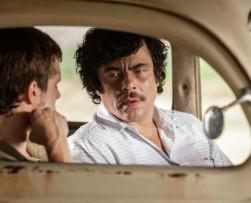 Benicio del Toro presentará el film 'Escobar: Paradise Lost' en España