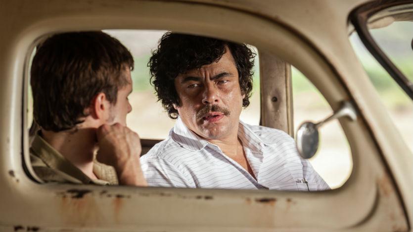 Benicio del Toro presentará el film Escobar: Paradise Lost