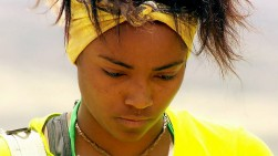 Betsy Tobar es la penúltima eliminada del Desafío Marruecos 2014