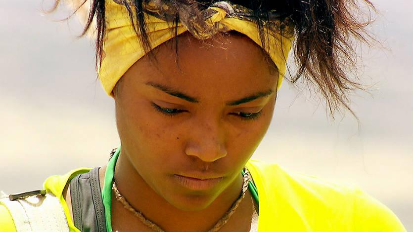 Betsy es la penúltima eliminada del Desafío Marruecos 2014