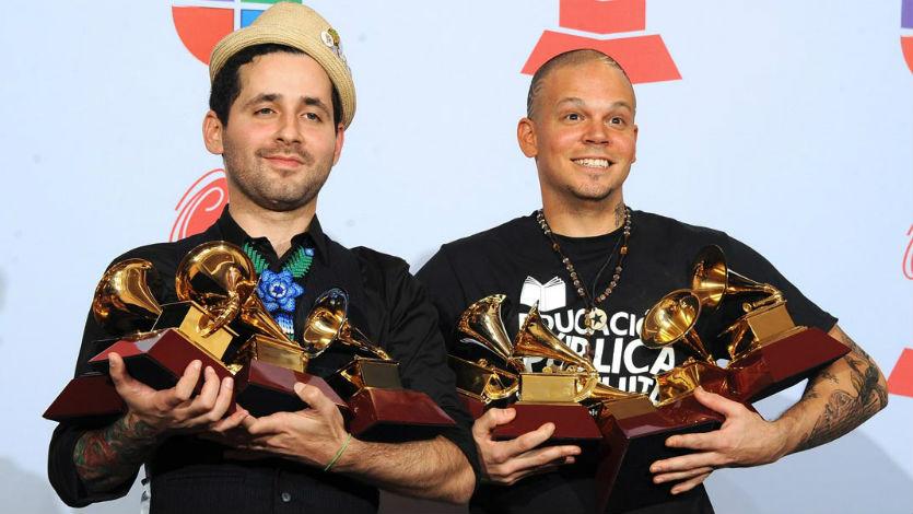 Calle 13 arrasa en las nominaciones de los Grammy Latino