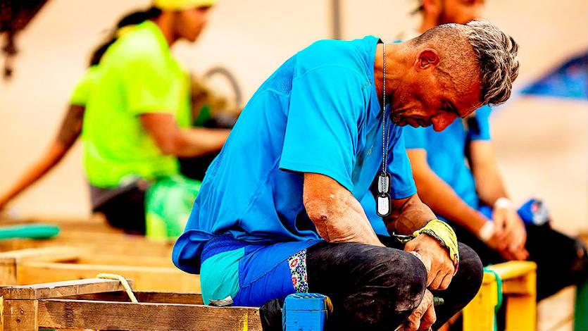 'El Loco' segundo eliminado del Desafío Marruecos 2014