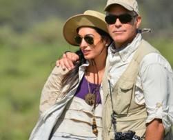George Clooney anuncia que se casará en Italia en dos semanas
