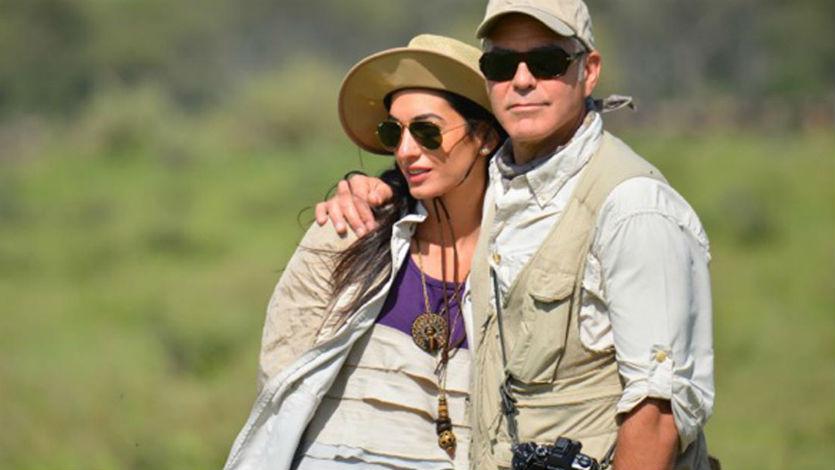 George Clooney anuncia que se casará en Italia