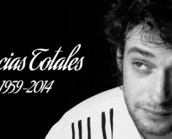 Falleció el emblemático cantante argentino Gustavo Cerati