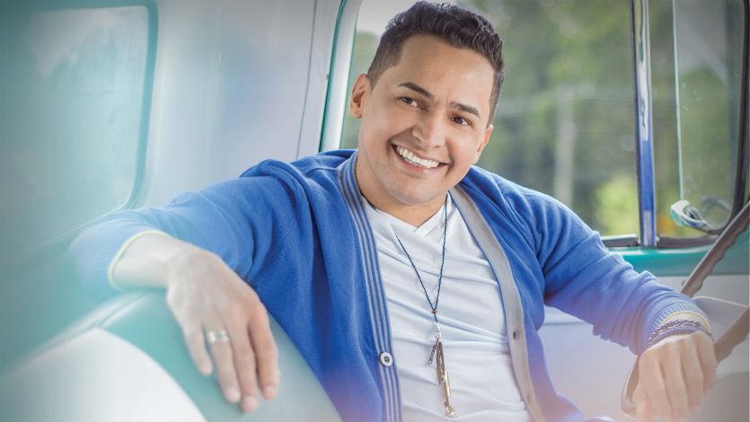 Jorge Celedón presenta su canción 'Lo que no me gusta de ti'