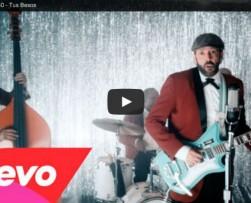 Juan Luis Guerra estrena video de su canción 'Tus Besos'