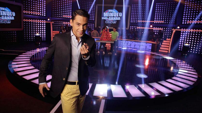 Karoll Márquez será el presentador de 'Un minuto para ganar'