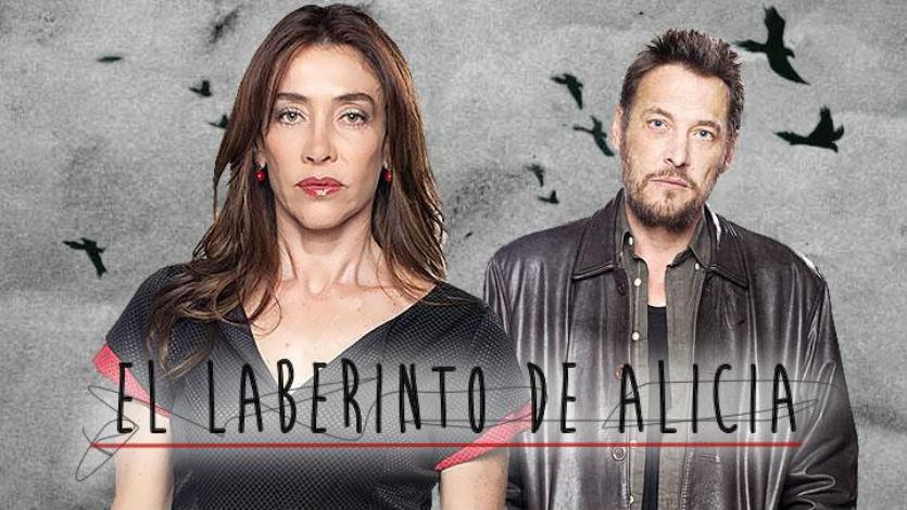 Canal RCN anuncia el estreno de 'El Laberinto de Alicia'
