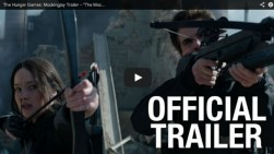 Revelan primer trailer de la película 'Los Juegos del Hambre: Sinsajo parte 1′