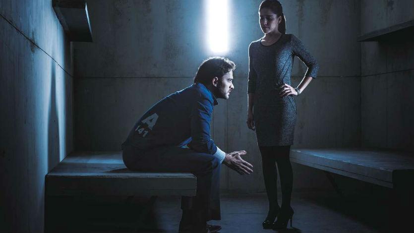 Manolo Cardona protagoniza la serie 'Palabra de Ladrón'