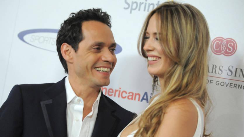 Marc Anthony desmiente matrimonio con de Shannon Lima